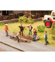 Construction Site – NOCH TT Mini Deco Box