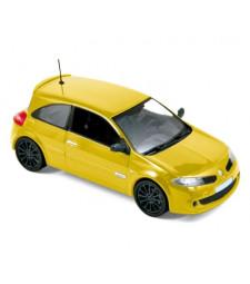 Renault Mégane RS 2004  - Yellow Sirius