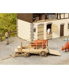 Cattle Transport Vehicle (without figures)