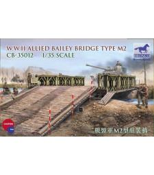 1:35 WWII Allied Bailey Bridge Type M2