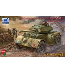 1:35 Staghound Mk. III  Armoured Car