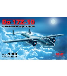 1:48 Do 17Z-10, WWII German Night Fighter