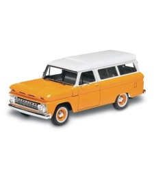 1:25 1966 Chevy Suburban