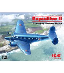 1:48 Expeditor II, WWII British Passenger Aircraft
