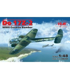 1:48 Do 17Z-2, WWII German Bomber