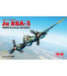 1:48 Ju 88A-5, WWII German Bomber