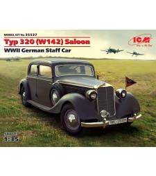 1:35 Typ 320 (W142) Saloon, WWII German Staff Car