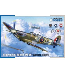 1:48 Supermarine Spitfire Mk.VC  'Overseas Jockeys'