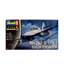 1:32 Messerschmitt Me262B-1 Nightfighter