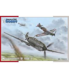 1:72 Messerschmitt Bf 109E-3
