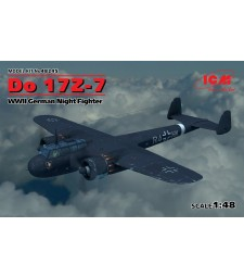 1:48 Do 17Z-7, WWII German Night Fighter
