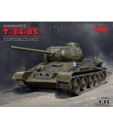 1:35 Т-34-85, WWII Soviet Medium Tank