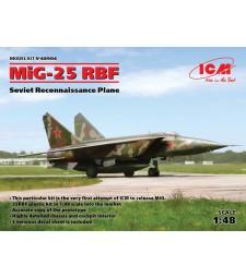 1:48 MiG-25 RBF, Soviet Reconnaissance Plane