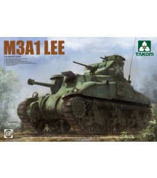 1:35 US MEDIUM TANK M3A1 LEE