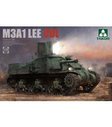 1:35 US MEDIUM TANK M3A1 LEE CDL