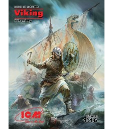 1:16 Viking (IX century) (100% new molds) - 1 figure