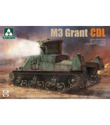 1:35 BRITISH MEDIUM TANK M3 GRANT CDL