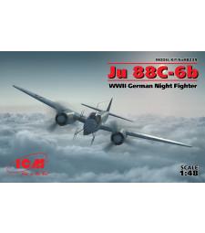 1:48 Ju 88С-6b, WWII German Night Fighter