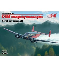 "1:48 C18S ""Magic by Moonlight"", Airshow Aircraft"