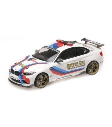 BMW M2 COUPE - 2016 - MOTO GP SAFETY CAR