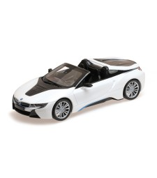 BMW I8 ROADSTER (I15) – 2017 – WHITE METALLIC