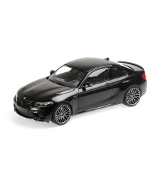 BMW M2 COMPETITION - 2019 - BLACK METALLIC