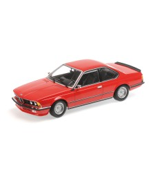BMW 635 CSI - 1982 - RED