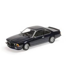 BMW 635 CSI - 1982 - BLUE METALLIC