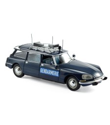 Citroën Break 21 1974 Gendarmerie