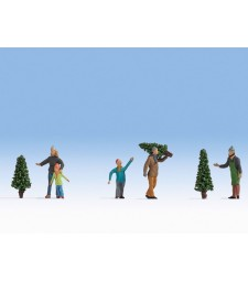 Selling Christmas Trees