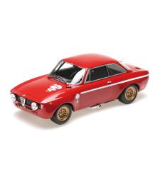 ALFA ROMEO GTA 1300 JUNIOR - 1971 - RED