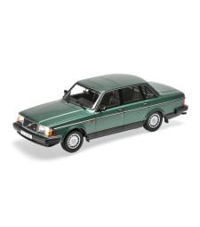 VOLVO 240 GL - 1986 - GREEN METALLIC