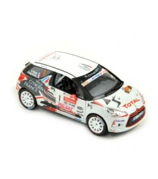 CITROEN DS3 R3 - Rallye du Var 2010 – Sebastien Ogier