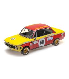 BMW 2002 – AUTOHAUS SPEIDEL – JÖRG OBERMOSER – PREIS DER NATIONEN HOCKENHEIM 1970 L.E. 450 PCS.