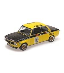 BMW 2002 - GS TUNING - BASCHE - WINNER INTERNATIONALES 5. ADAC FLUGPLATZRENNEN DIEPHOLZ DRM 1972