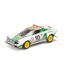 LANCIA STRATOS – LANCIA – MUNARI/MAIGA – WINNERS RALLYE MONTE CARLO 1976
