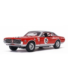 1967 Mercury Cougar Racing -#15 Parnelli Jones - 3rd 1967 Daytona 300 mile race