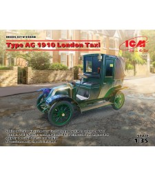 1:35 Type AG 1910 London Taxi