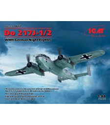 1:48 Do 217J-1/2, WWII German Night Fighter