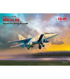 1:72 MiG-25 RU, Soviet Training Aircraft