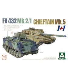 1:72 FV432 Mk.2/1 Chieftain Mk. 5