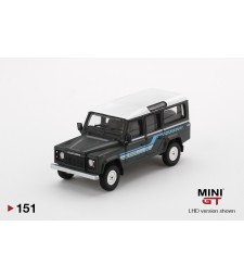 Land Rover Defender 110 Country Station Wagon, Grey