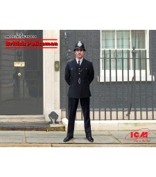 1:16 British Policeman (100% new molds)