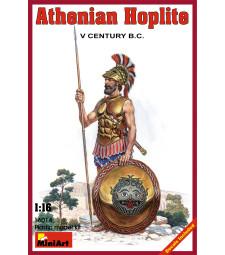 1:16 Athenian Hoplite. V c. B.C. - 1 figure