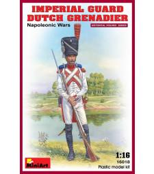 1:16 Imperial Guard Dutch Grenadier Napoleonic War