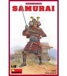 1:16 Samurai