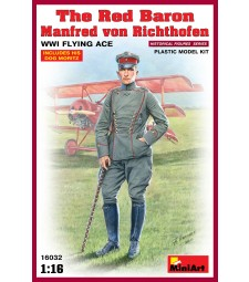 1:16 Red Baron. Manfred von Richthofen.WW1 Flying Ace