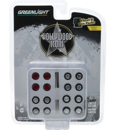 Auto Body Shop - Wheel & Tire Packs Series 3 - Hollywood Icons Solid Pack
