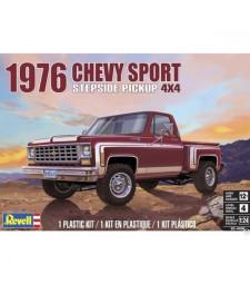 1:24 1976 Chevy Sports Stepside Pickup