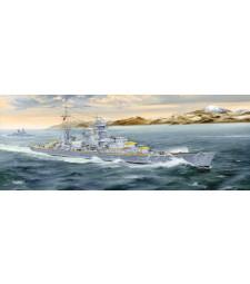 1:350 German Heavy Cruiser Blucher